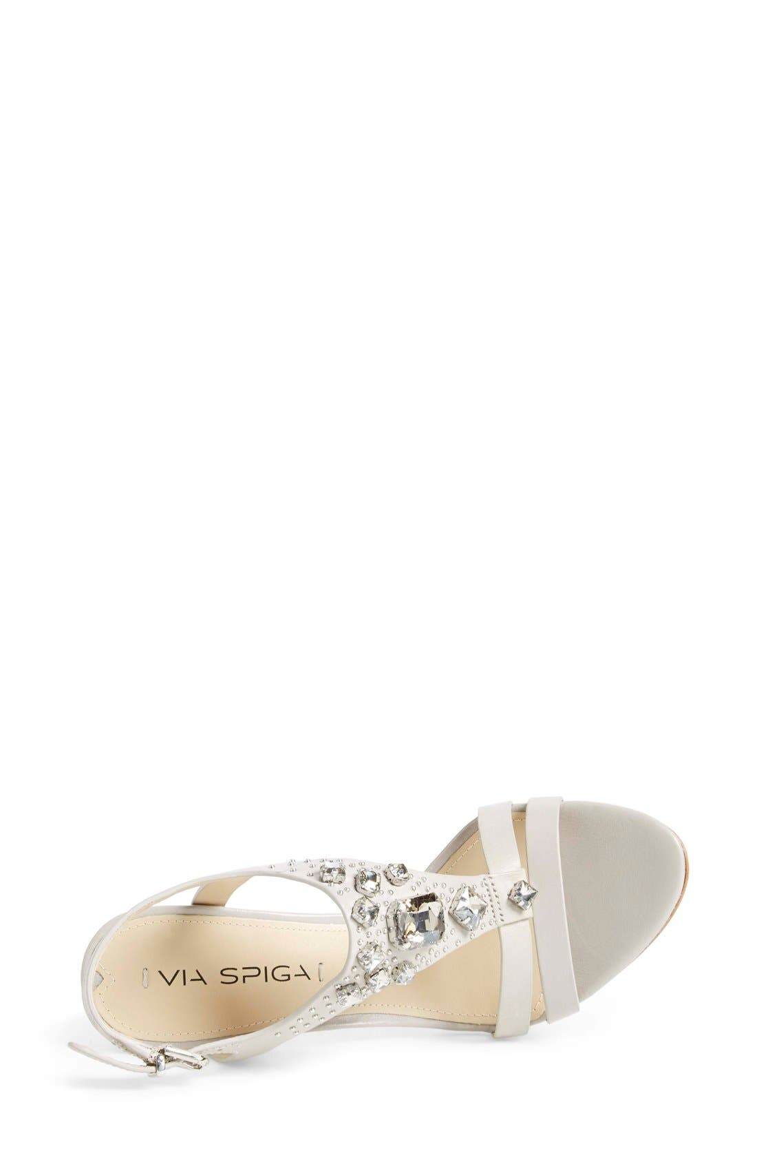 Alternate Image 3  - Via Spiga 'Alec' Sandal (Women)