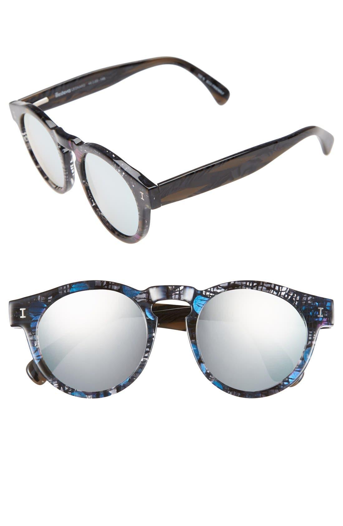 Main Image - Illesteva 'Eco Friendly - Leonard' 48mm Sunglasses