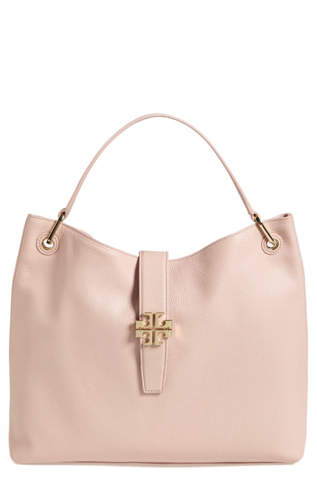 Alternate Image 1 Selected - Tory Burch 'Plaque' Hobo