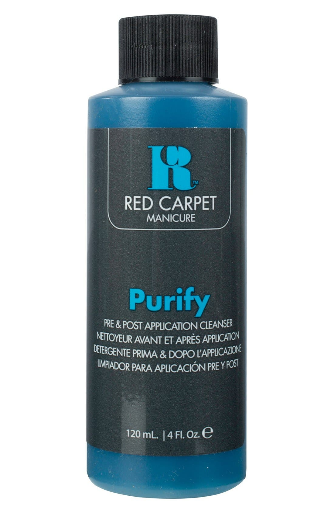 Red Carpet Manicure 'Purify' Pre & Post Application Cleanser