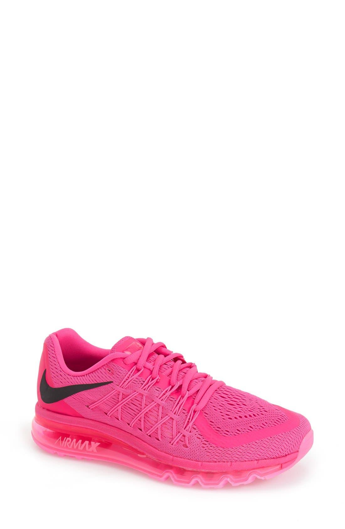 Alternate Image 1 Selected - Nike 'Air Max 15' Running Shoe (Women)