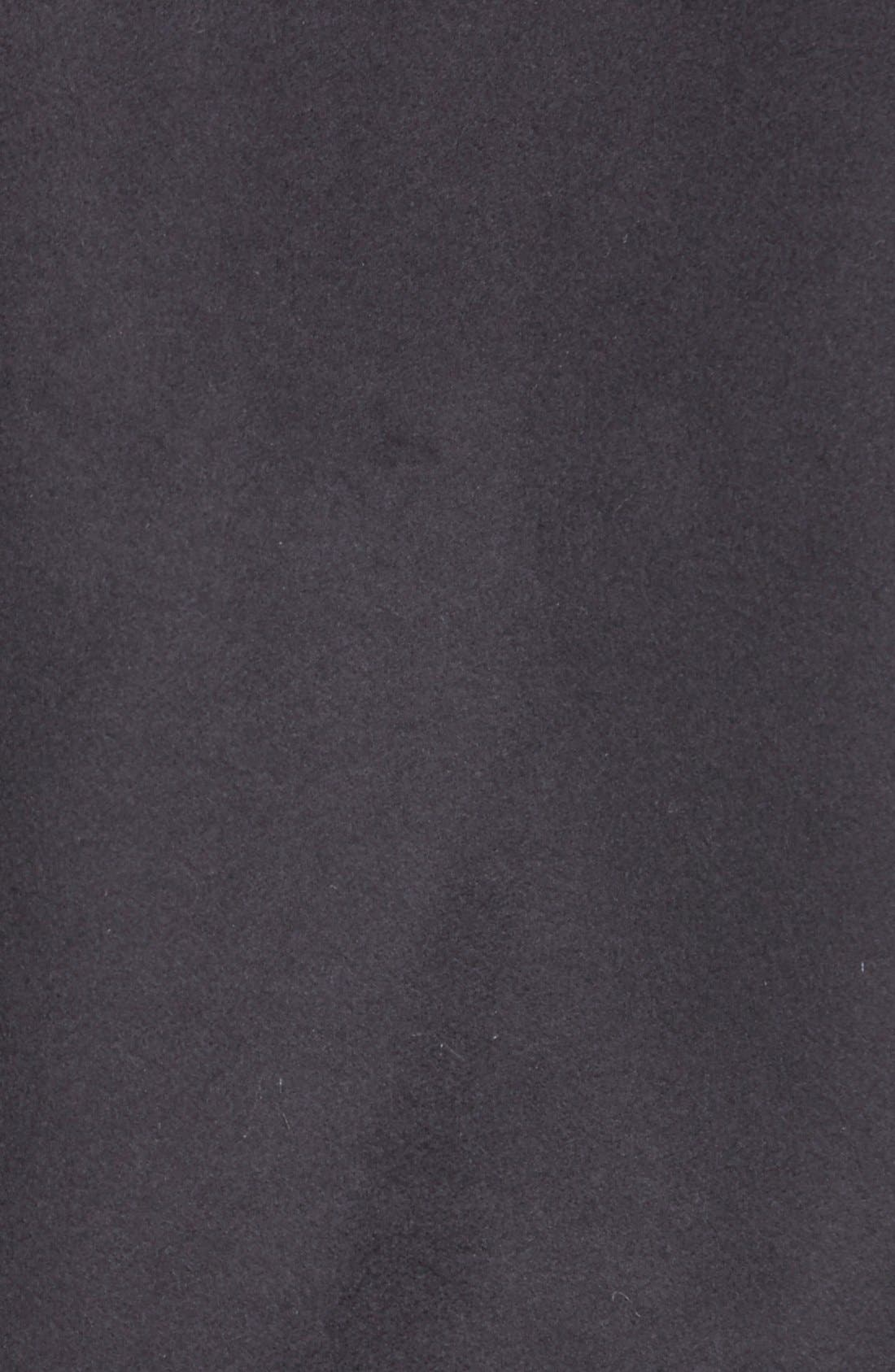 Alternate Image 3  - Barbour 'Carston' Faux Fur Trim Hooded Wool Blend Jacket