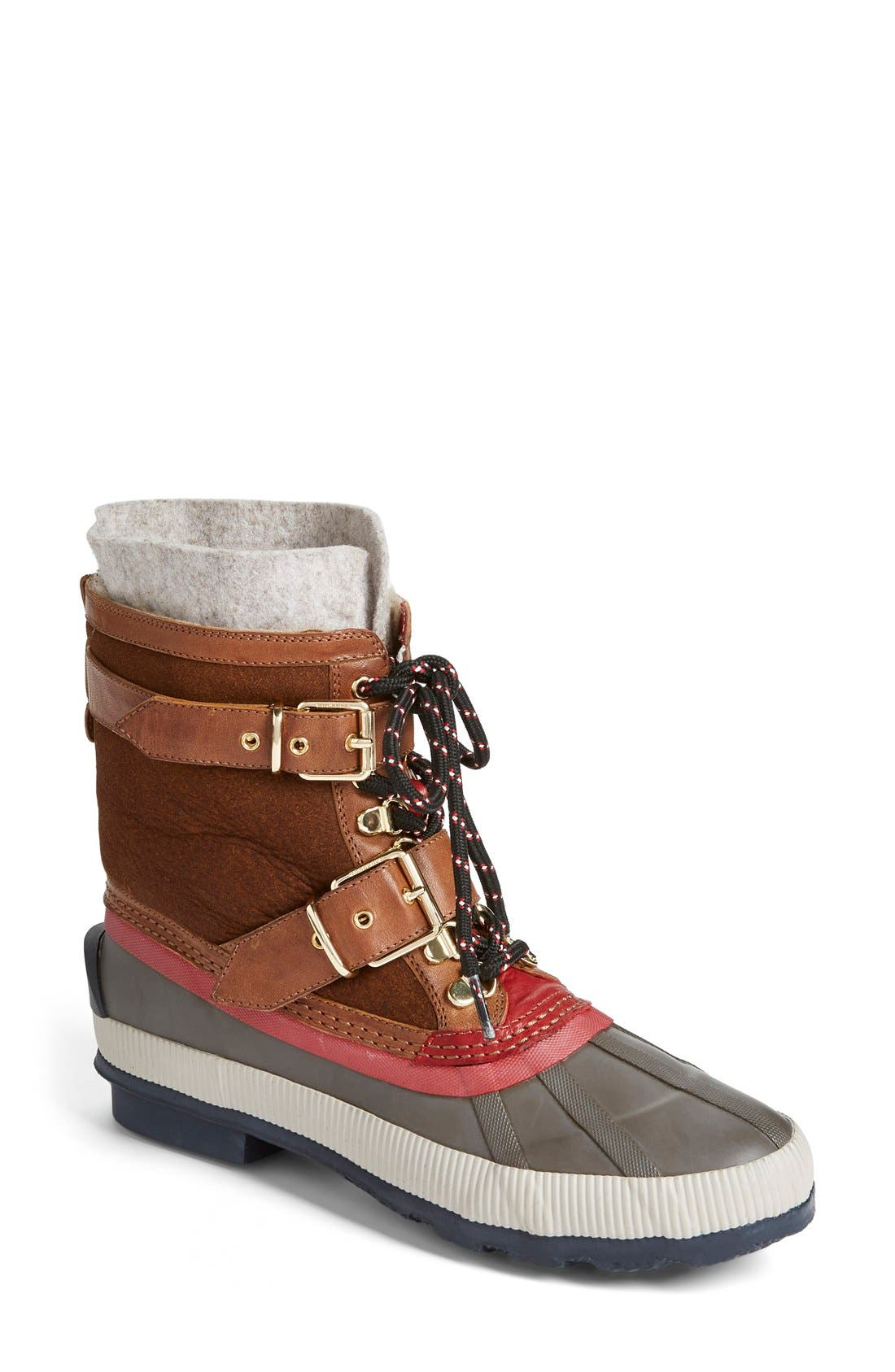 Alternate Image 1 Selected - Burberry 'Windmere' Boot (Women)