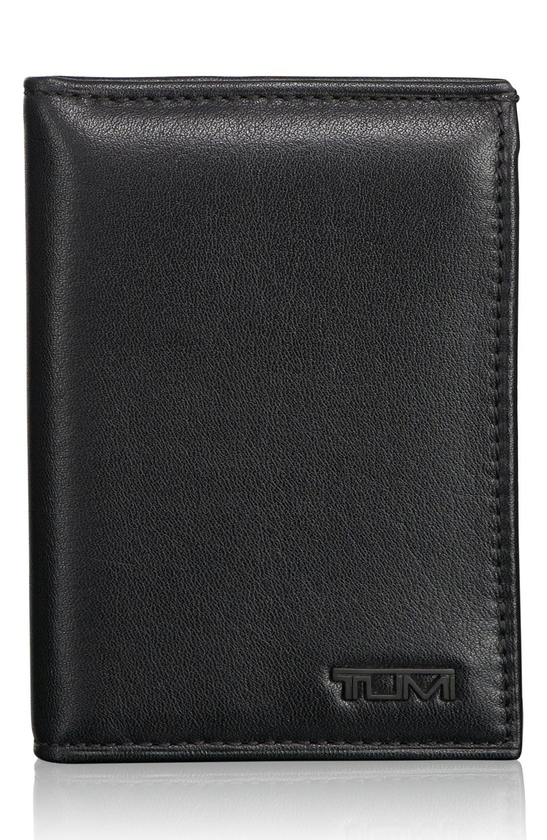 Alternate Image 1 Selected - Tumi 'Delta - ID Lock' Shielded L-Fold ID Wallet