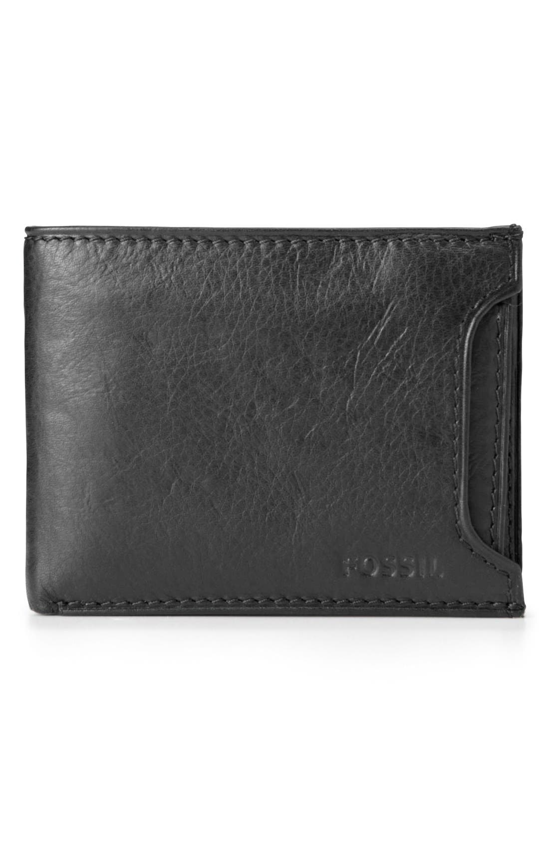 Fossil Ingram Sliding 2-in-1 Wallet