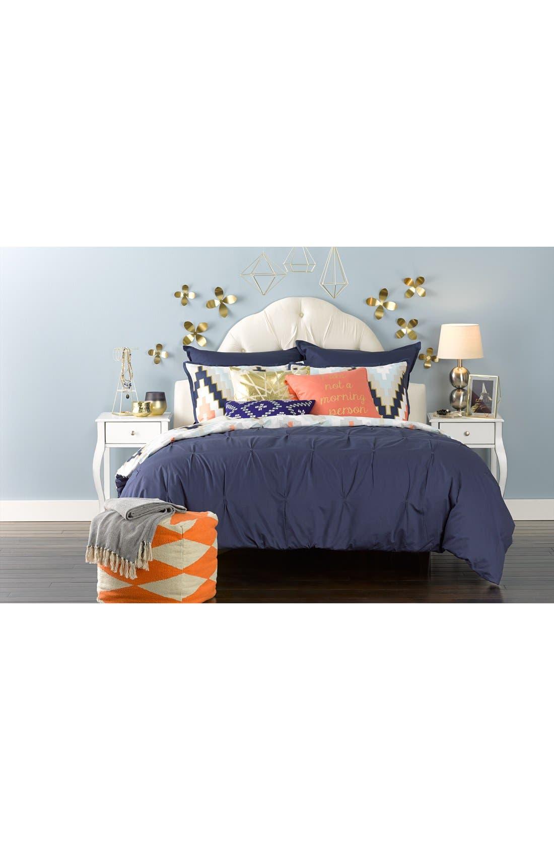 Alternate Image 6  - Blissliving Home Harper Reversible Duvet Cover & Sham Set