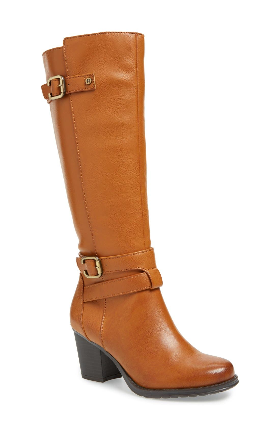 Main Image - Naturalizer 'Tricia' Tall Boot (Women)