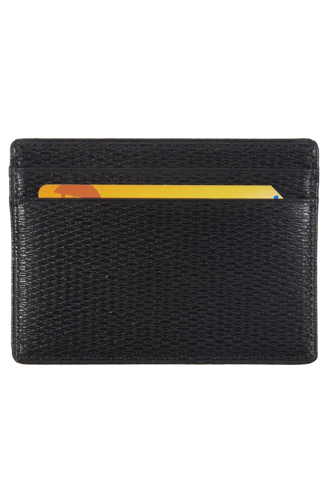 Alternate Image 2  - Tumi 'Monaco' Slim Card Case