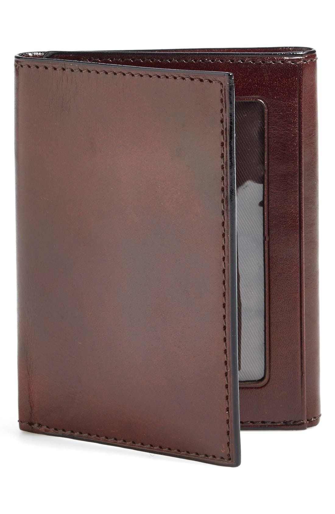 BOSCA Old Leather Trifold Wallet