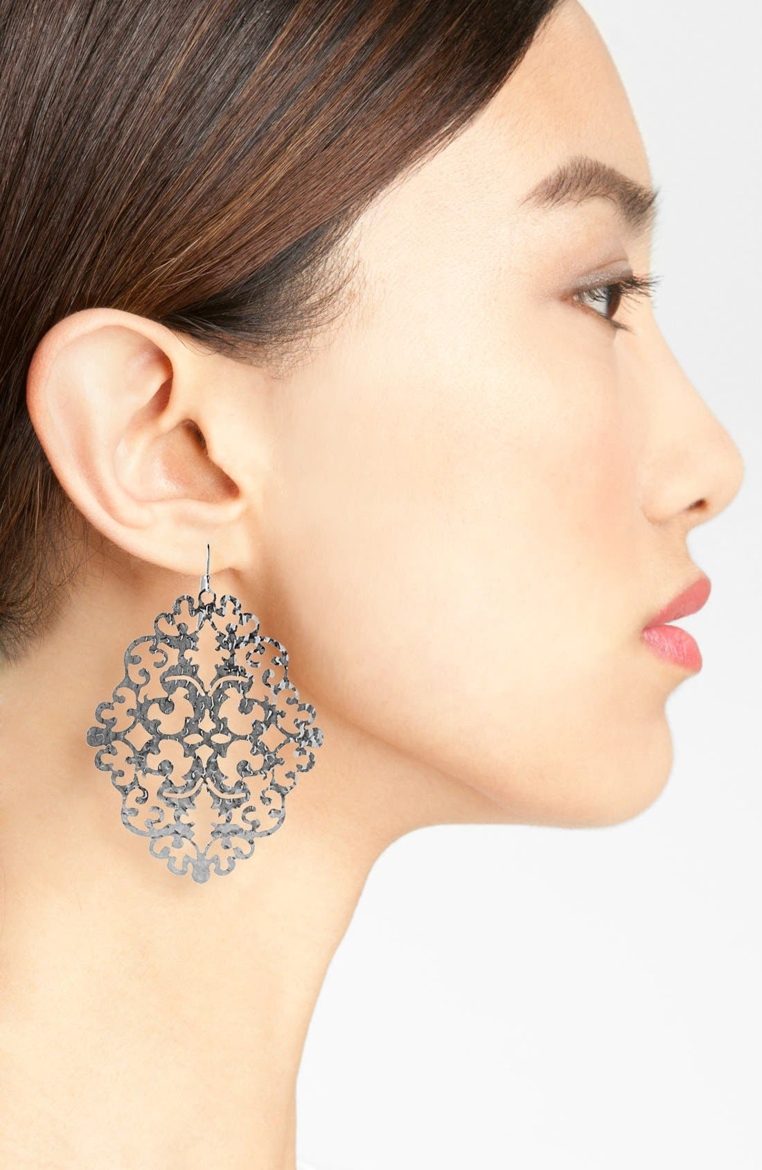 Alternate Image 2  - Argento Vivo 'Bauble Bar' Drop Earrings (Nordstrom Exclusive)