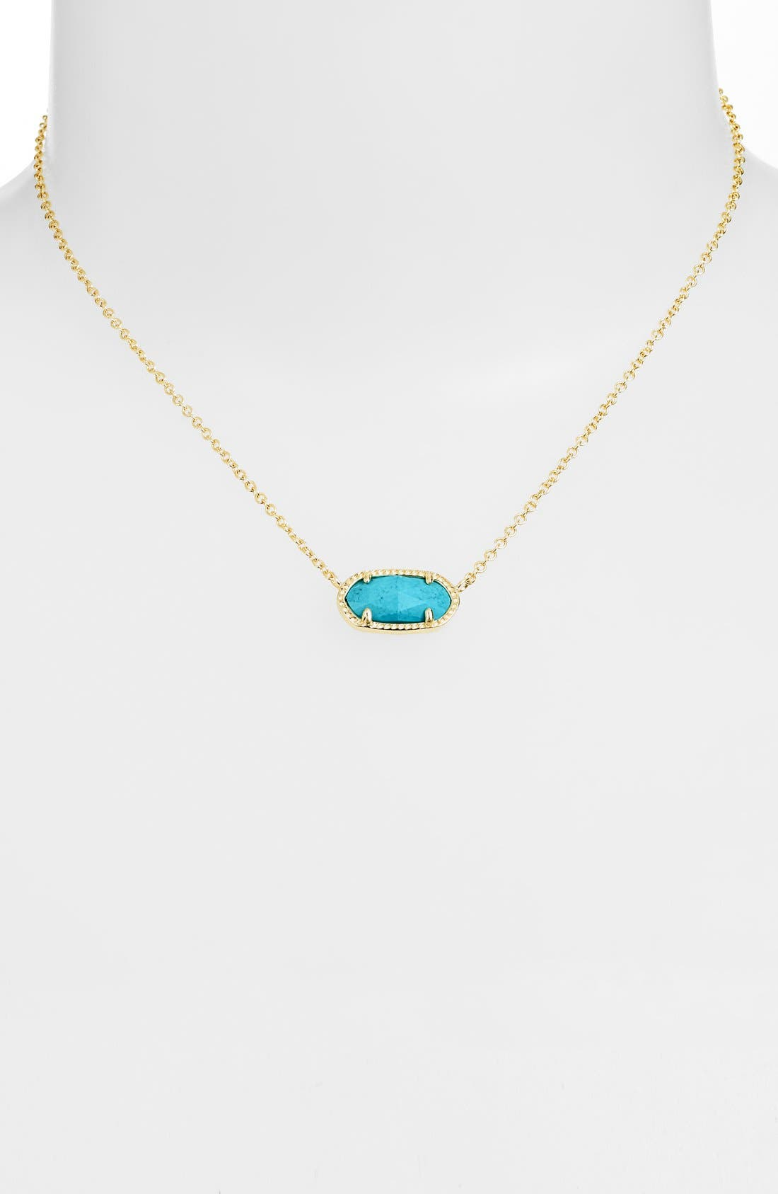 Alternate Image 1 Selected - Kendra Scott Elisa Pendant Necklace