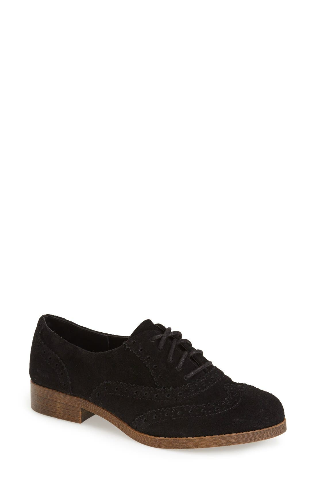 Alternate Image 1 Selected - Sole Society 'Agga' Oxford (Women)