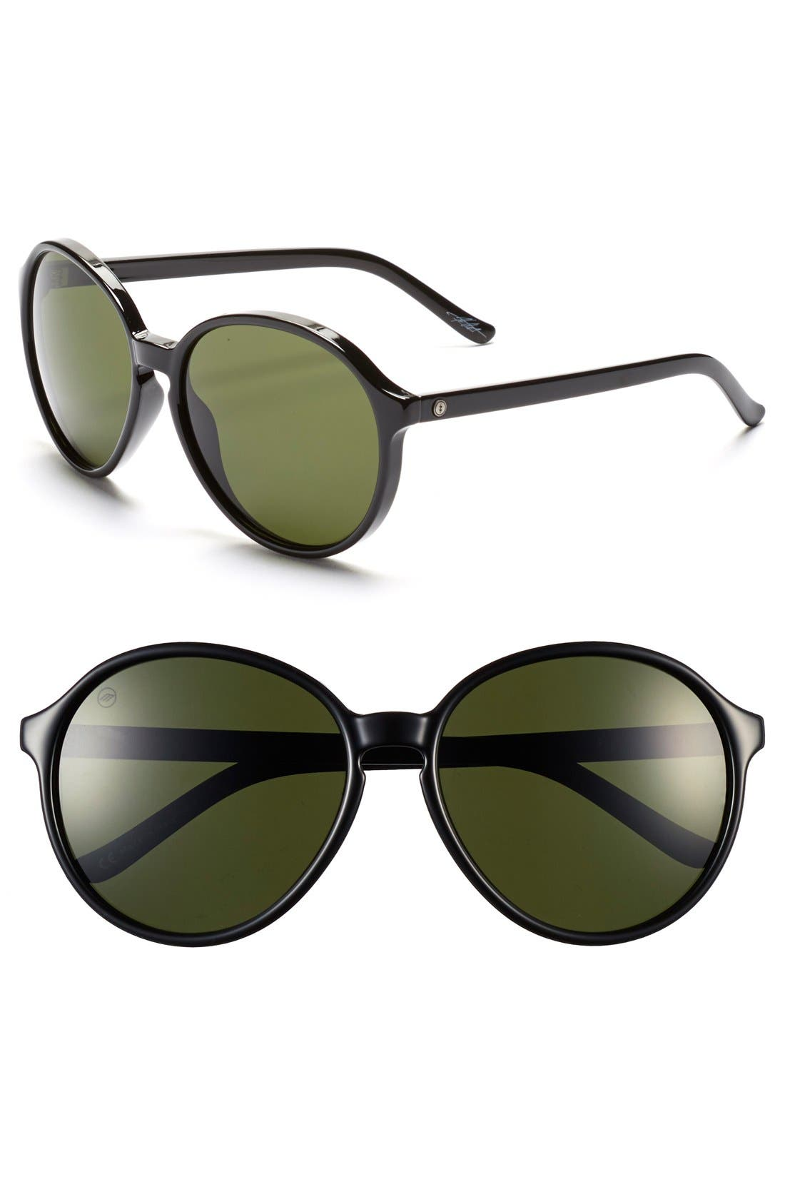 ELECTRIC Riot 58mm Polarized Sunglasses