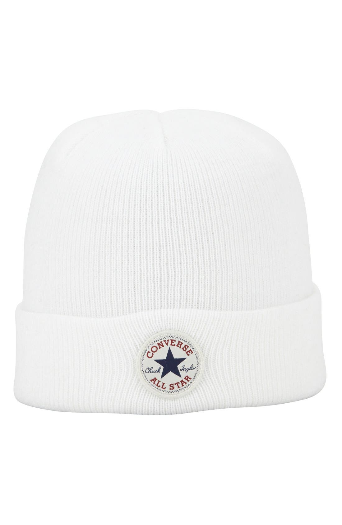 Alternate Image 1 Selected - Converse 'Core' Knit Cap