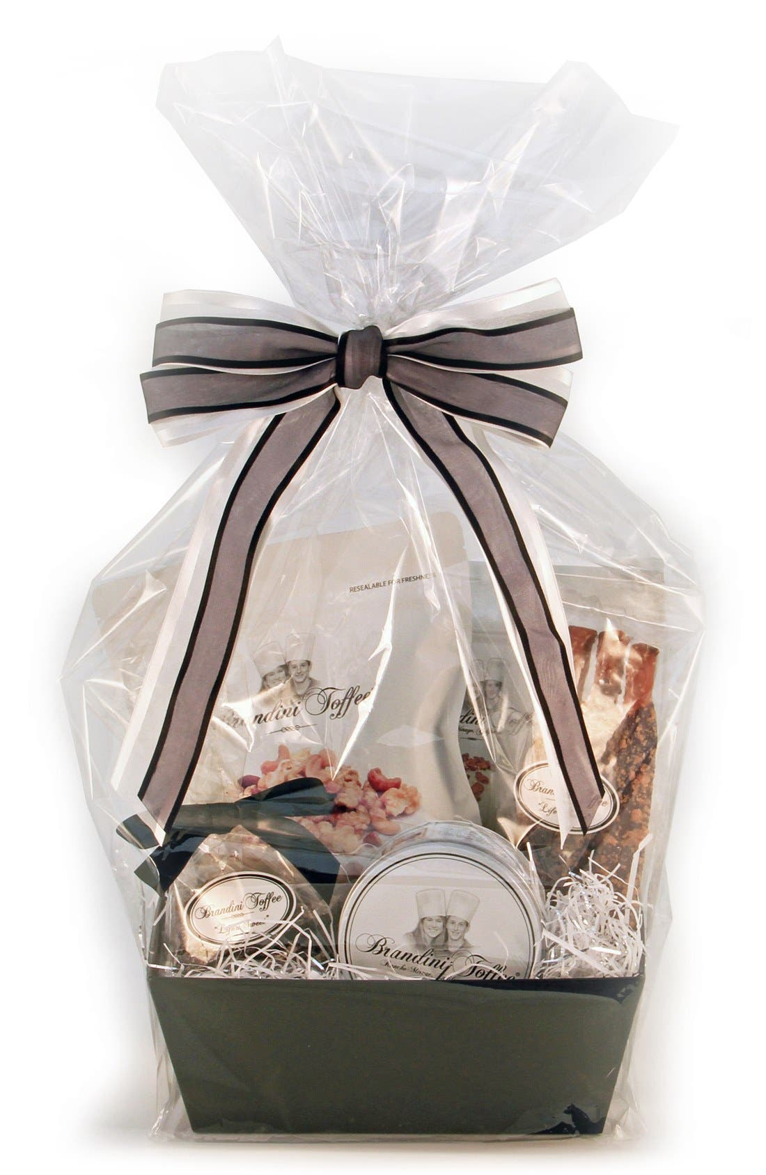 Alternate Image 2  - Brandini Toffee Small Gift Basket
