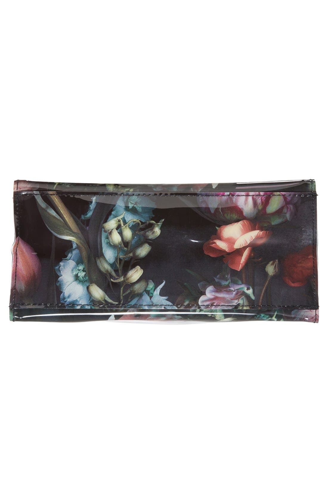Alternate Image 6  - Ted Baker London 'Small Shadow Flora Icon' Tote