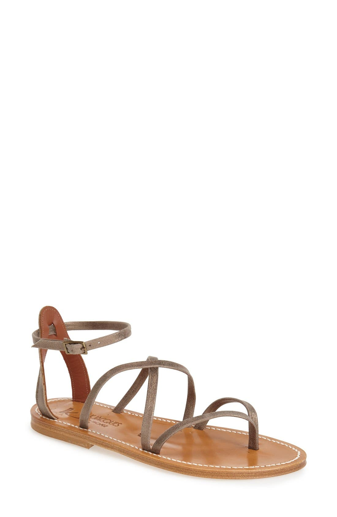 Alternate Image 1 Selected - K.Jacques St. Tropez 'Epicure' Sandal (Women)
