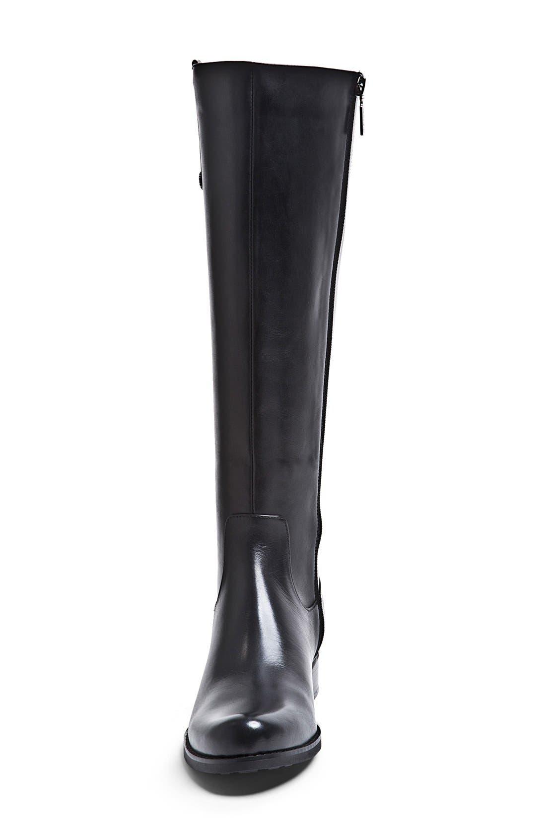Alternate Image 3  - Blondo 'Victorina' Waterproof Leather Riding Boot (Women)