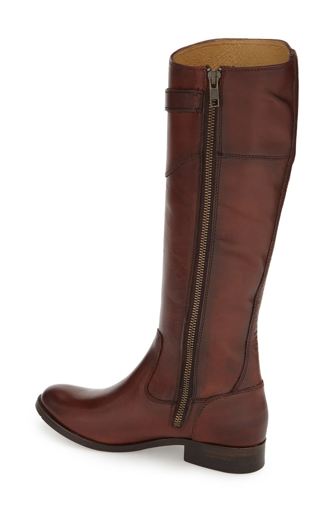 Alternate Image 2  - Frye 'Molly Button' Riding Boot (Women)