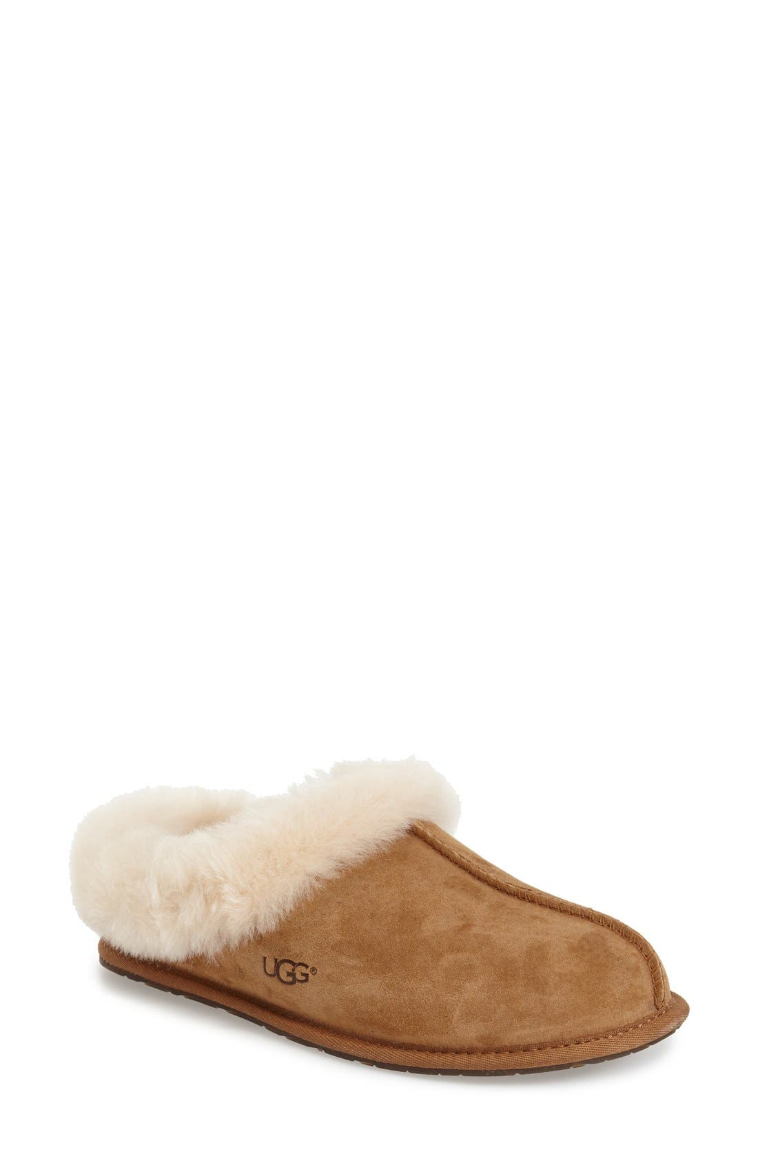Main Image - UGG® Moraene Water Resistant Slipper (Women)