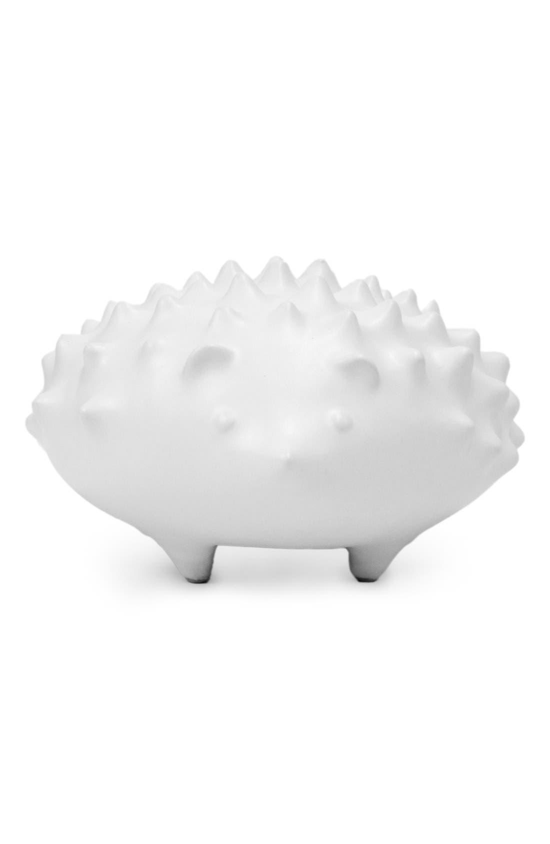 Alternate Image 1 Selected - Jonathan Adler 'Hedgehog' Porcelain Sculpture