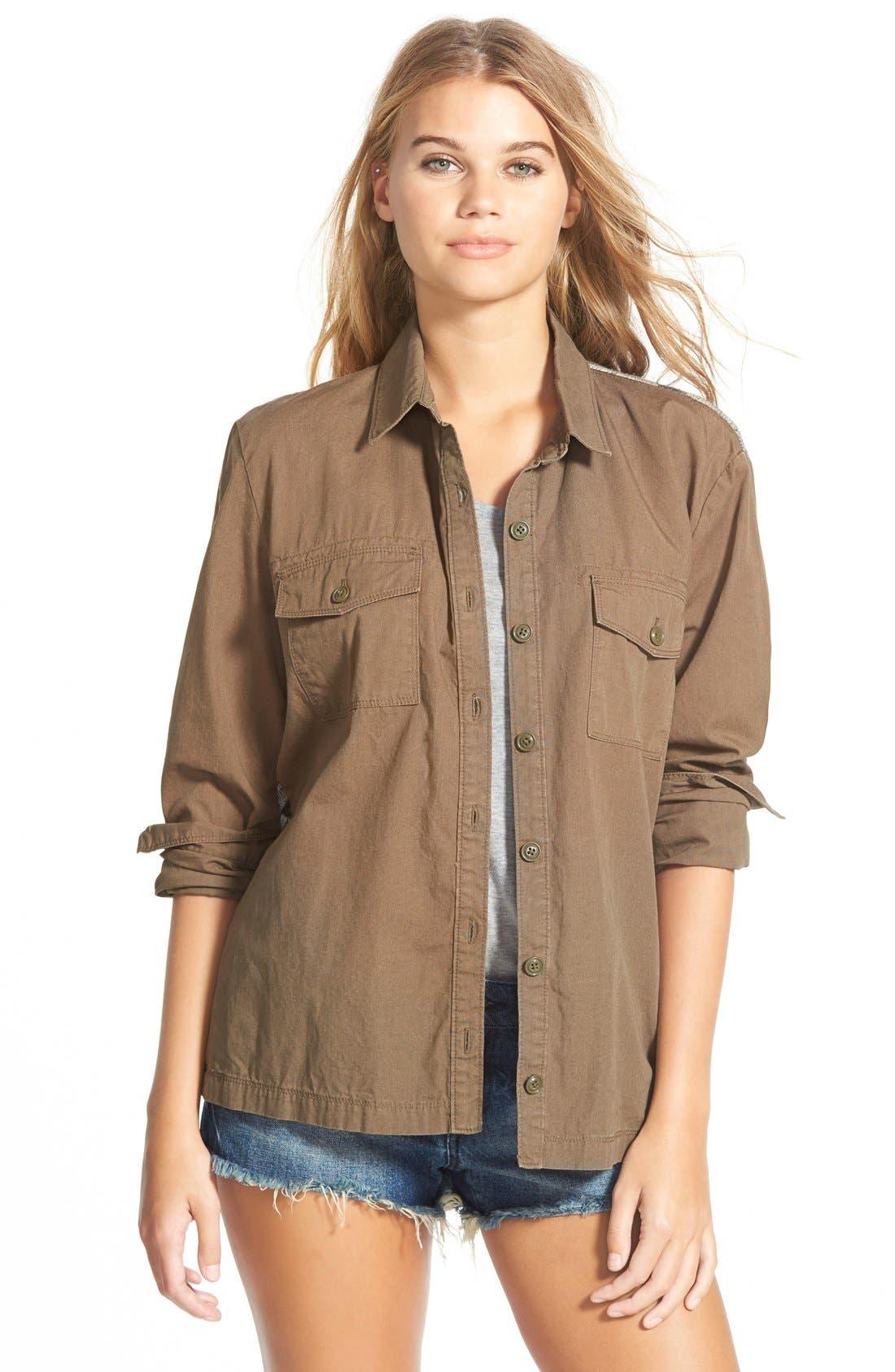 Main Image - Volcom'Wild Wanderer' Jacket