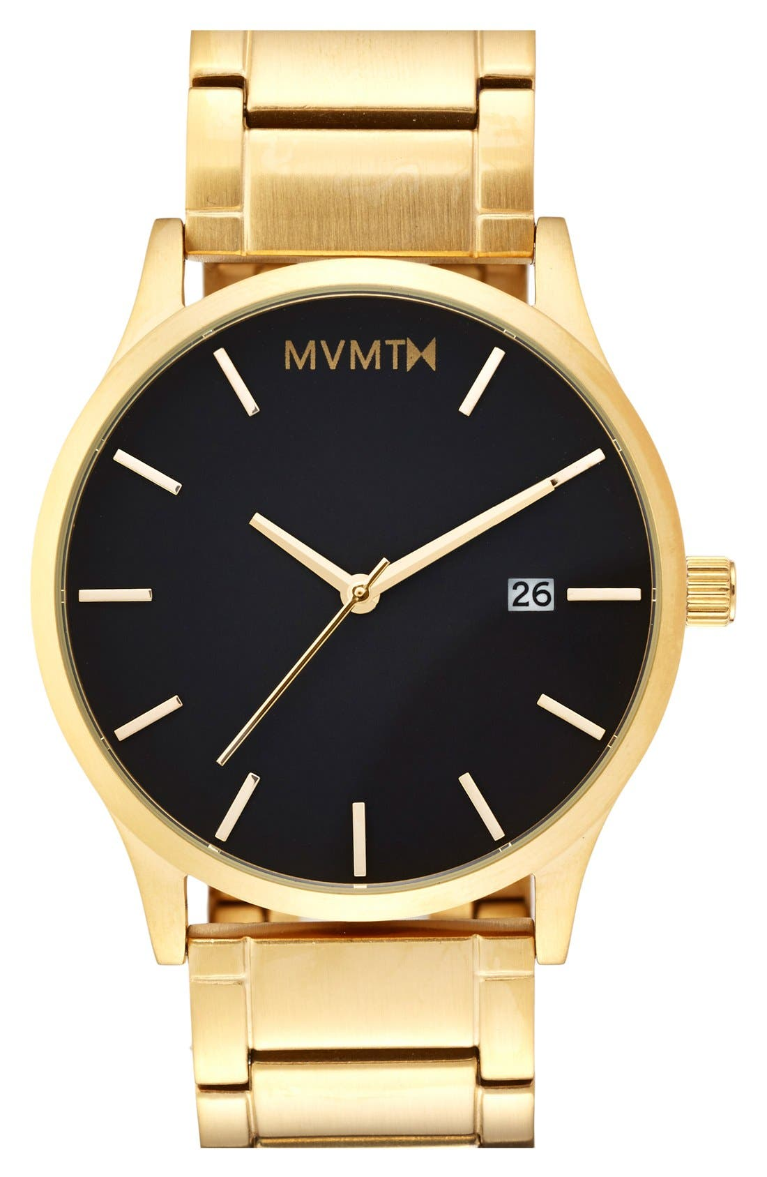 Alternate Image 1 Selected - MVMT Bracelet Watch, 45mm