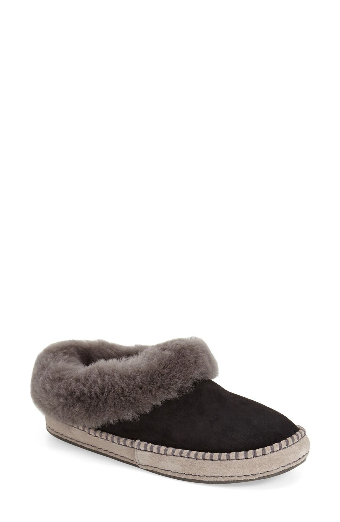 Alternate Image 1 Selected - UGG® Wrin Slipper (Women)