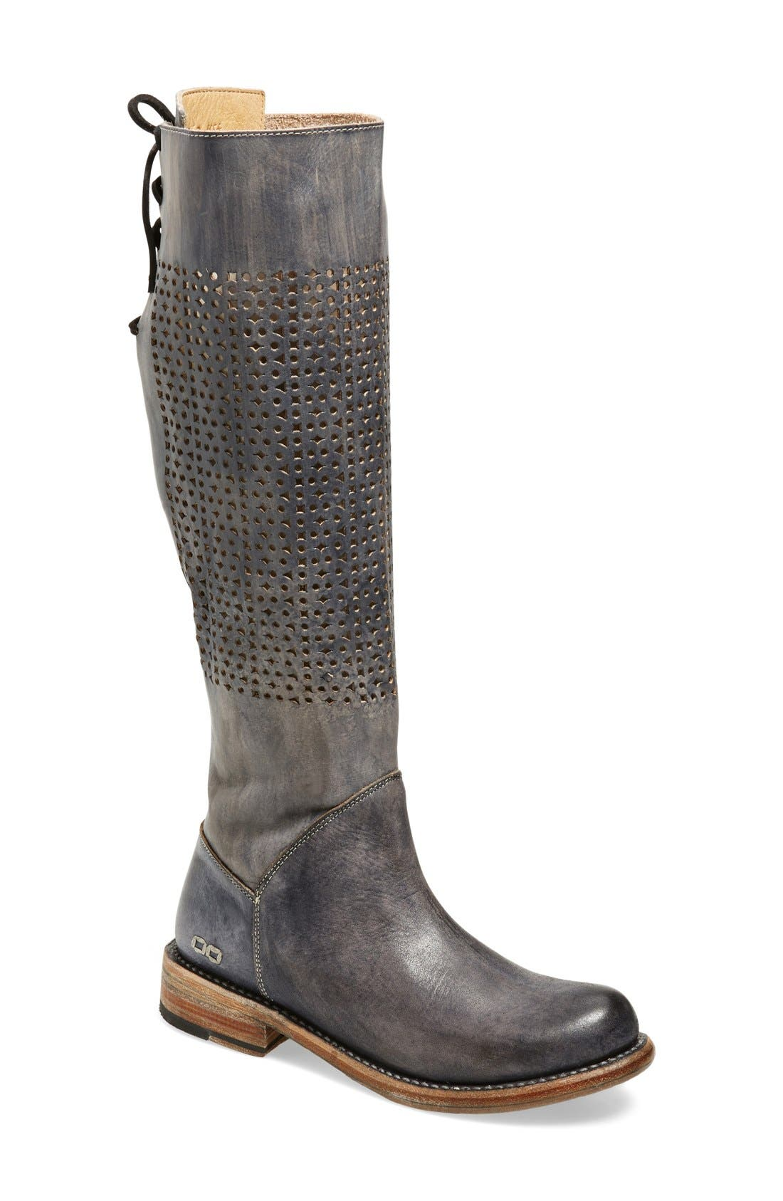 bed stu cambridge knee high leather boot nordstrom