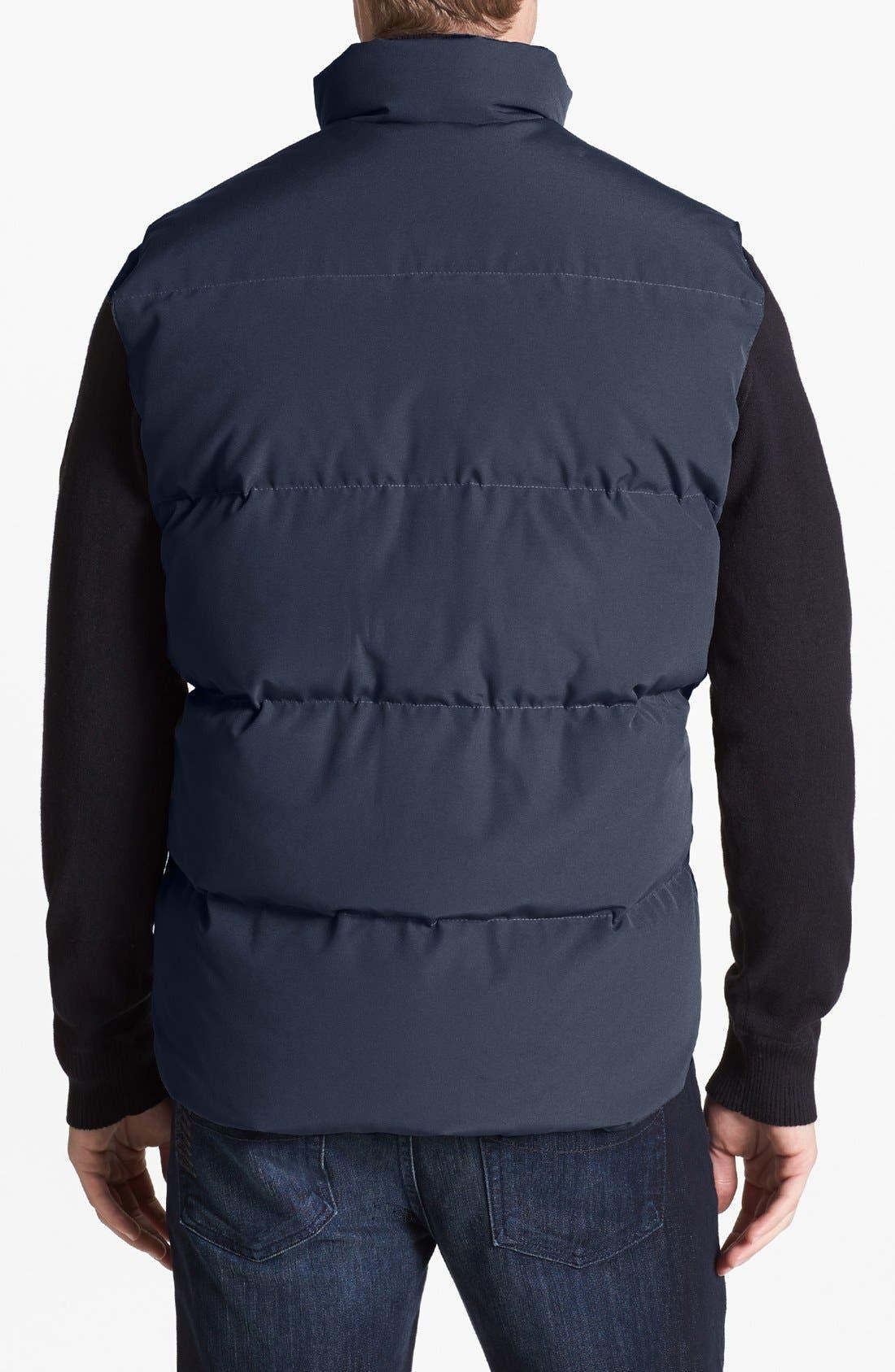 Alternate Image 2  - Canada Goose 'Freestyle' Water Resistant Regular Fit Down Vest
