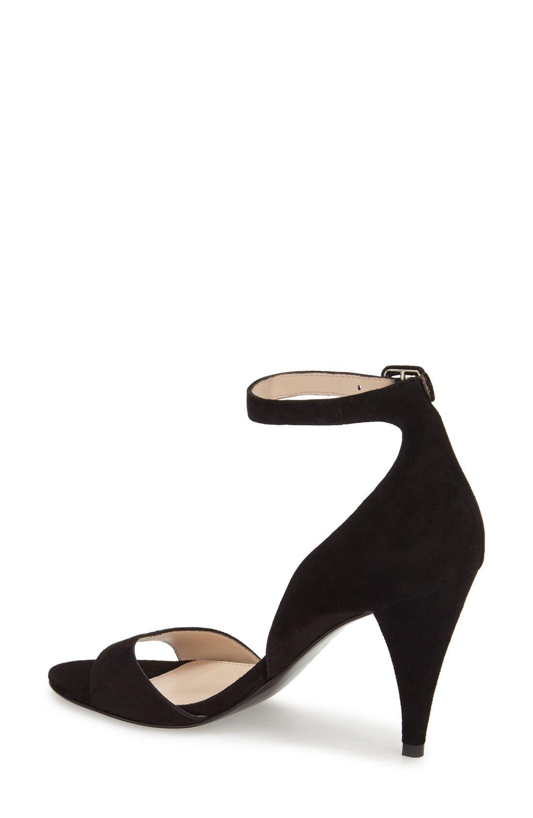 Alternate Image 2  - Pelle Moda'Foster' Ankle Strap Sandal (Women)