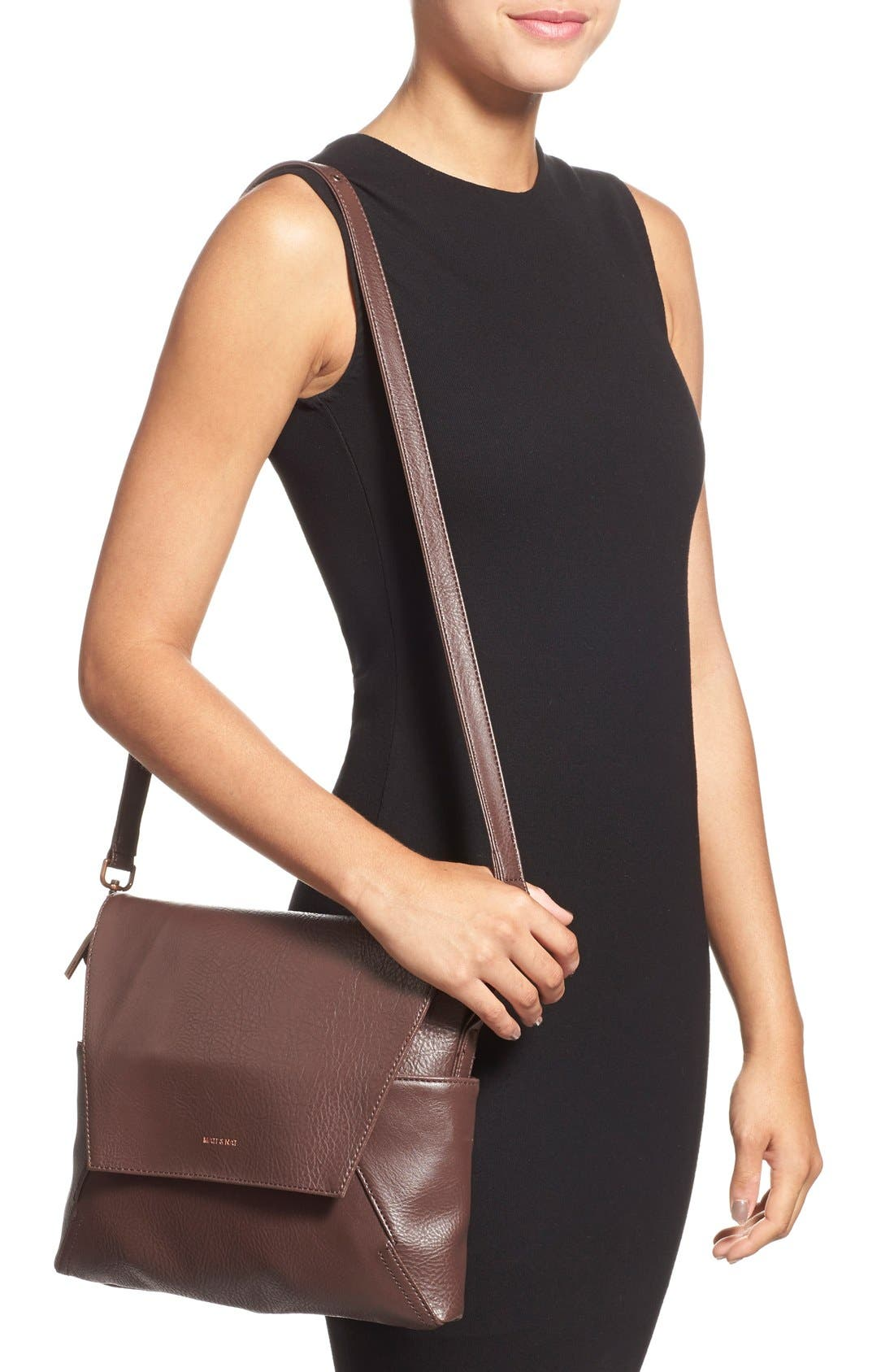Alternate Image 2  - Matt & Nat 'Minka' Faux Leather Shoulder Bag