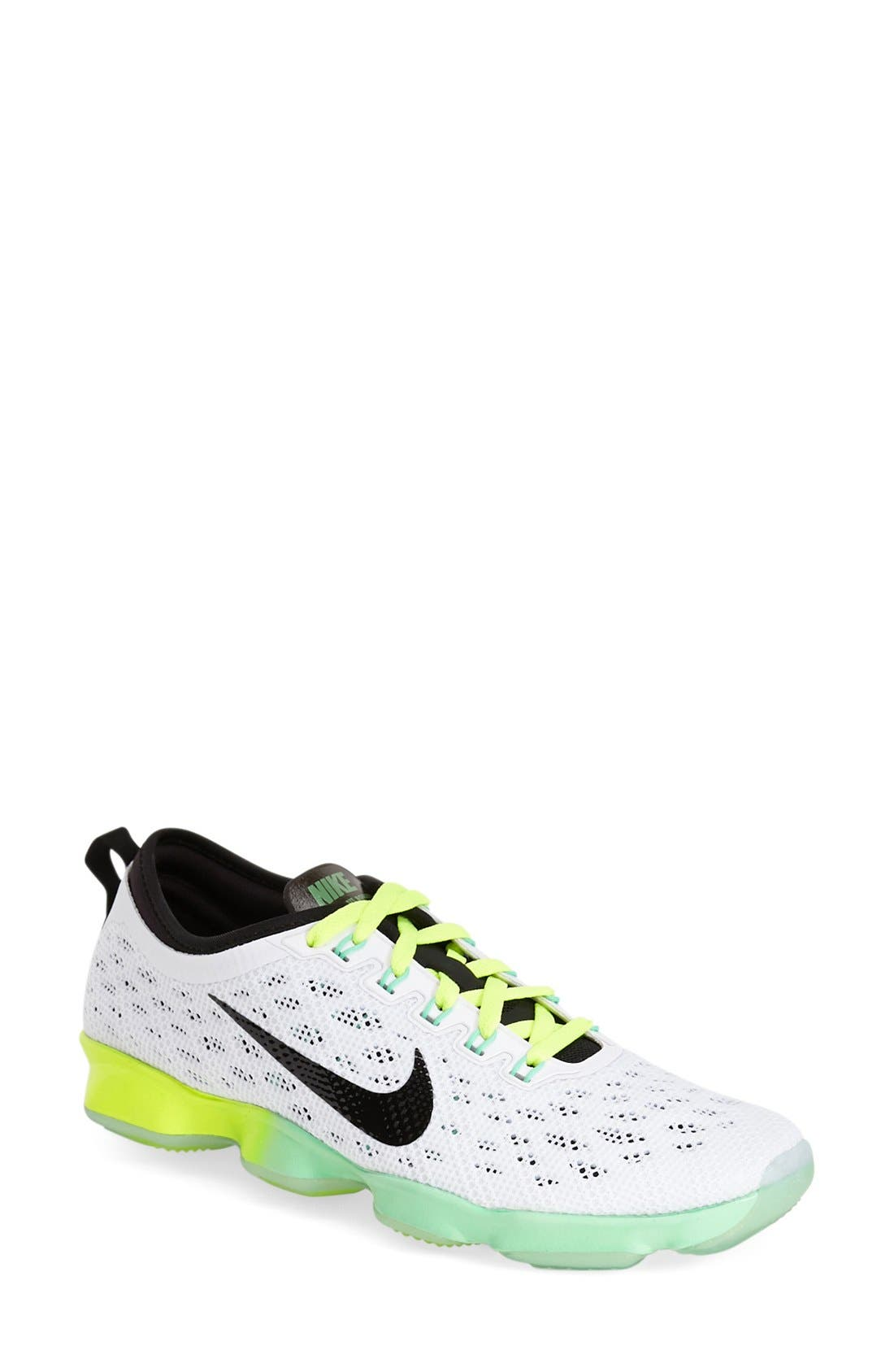 Alternate Image 1 Selected - Nike 'Zoom Fit Agility' Training Shoe (Women)