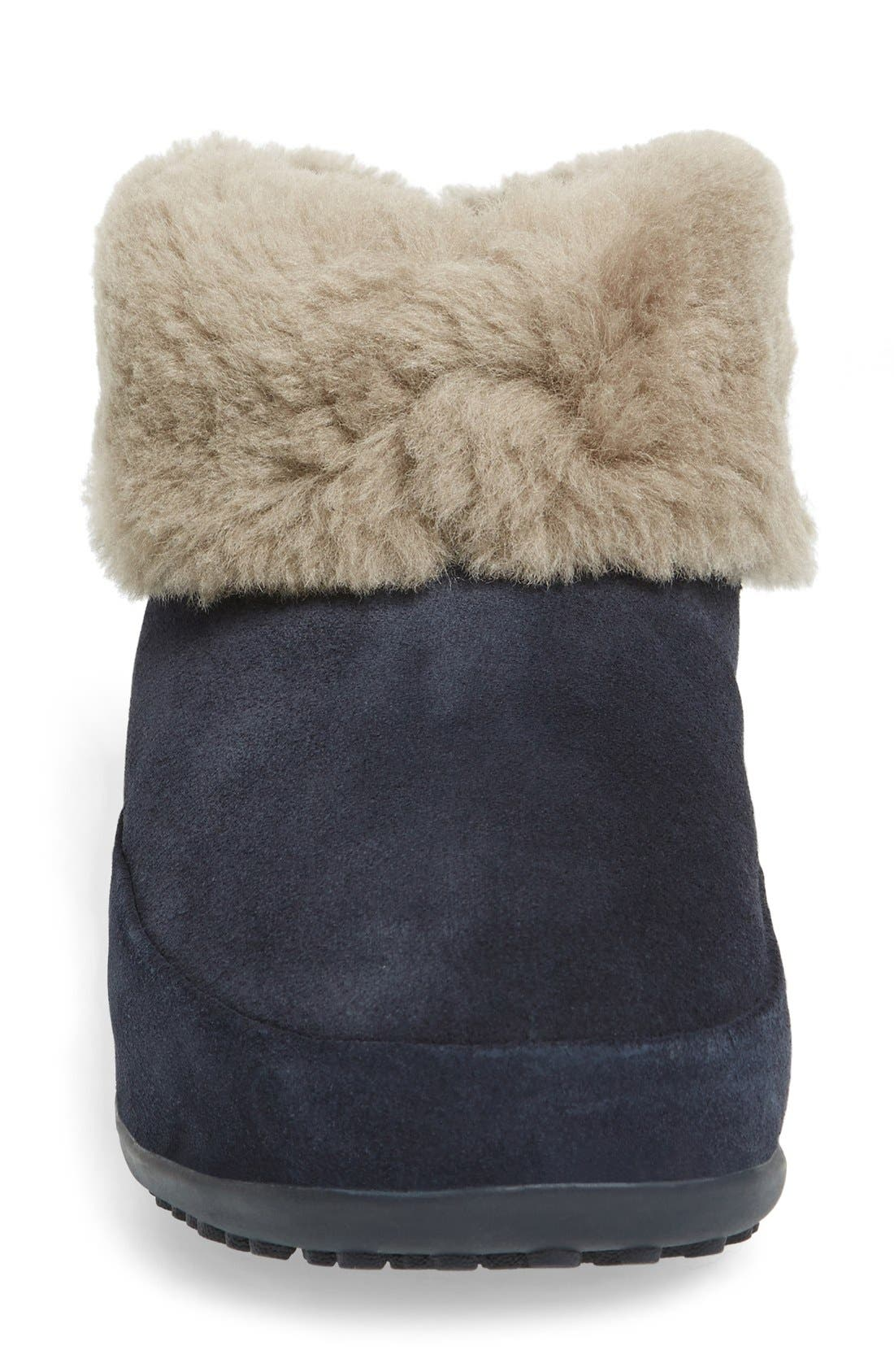 Alternate Image 3  - FitFlop™'Shorty' Shearling Lined Boot (Women)