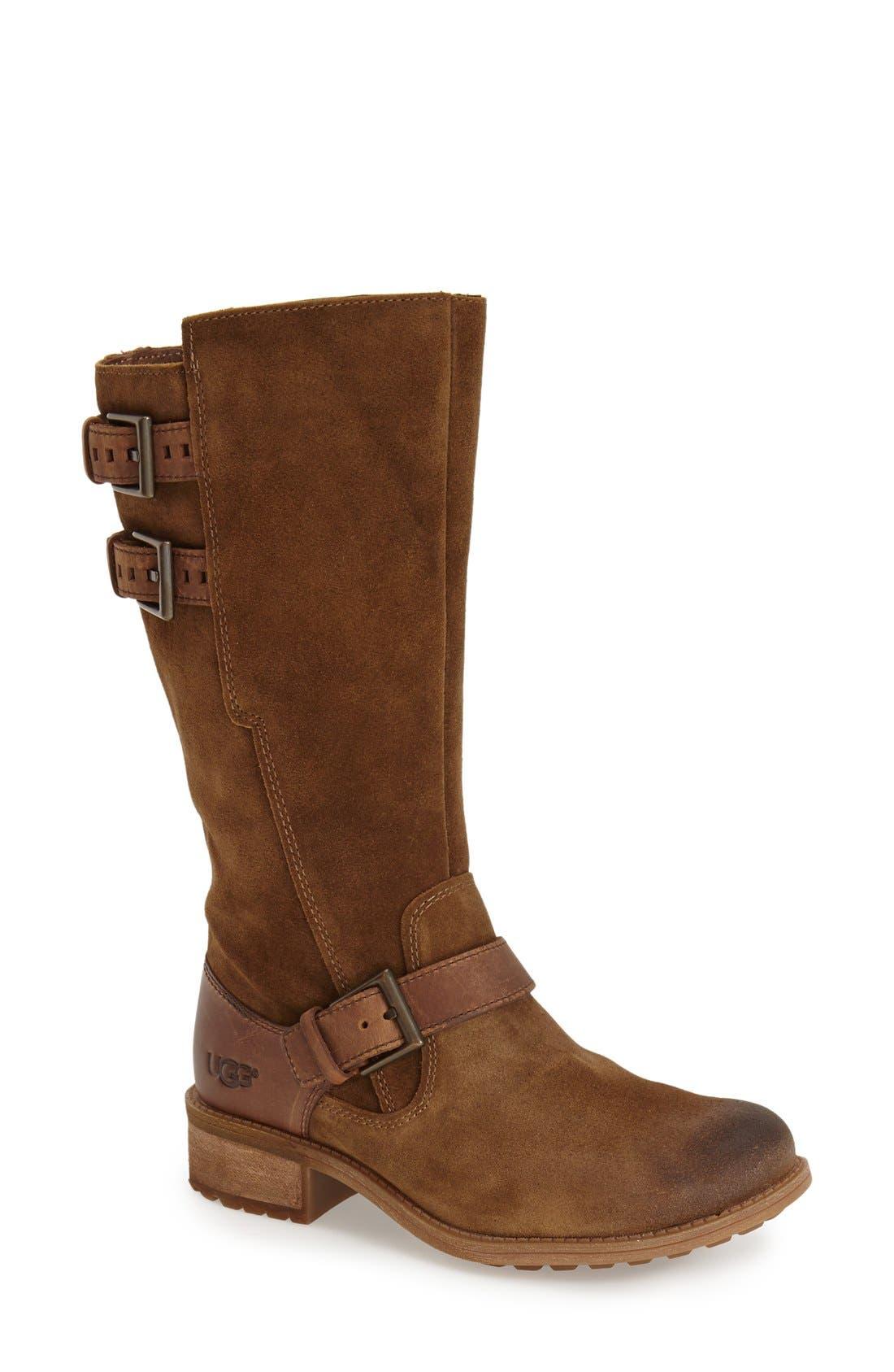 Alternate Image 1 Selected - UGG Australia® 'Everglayde' Tall Boot (Women)