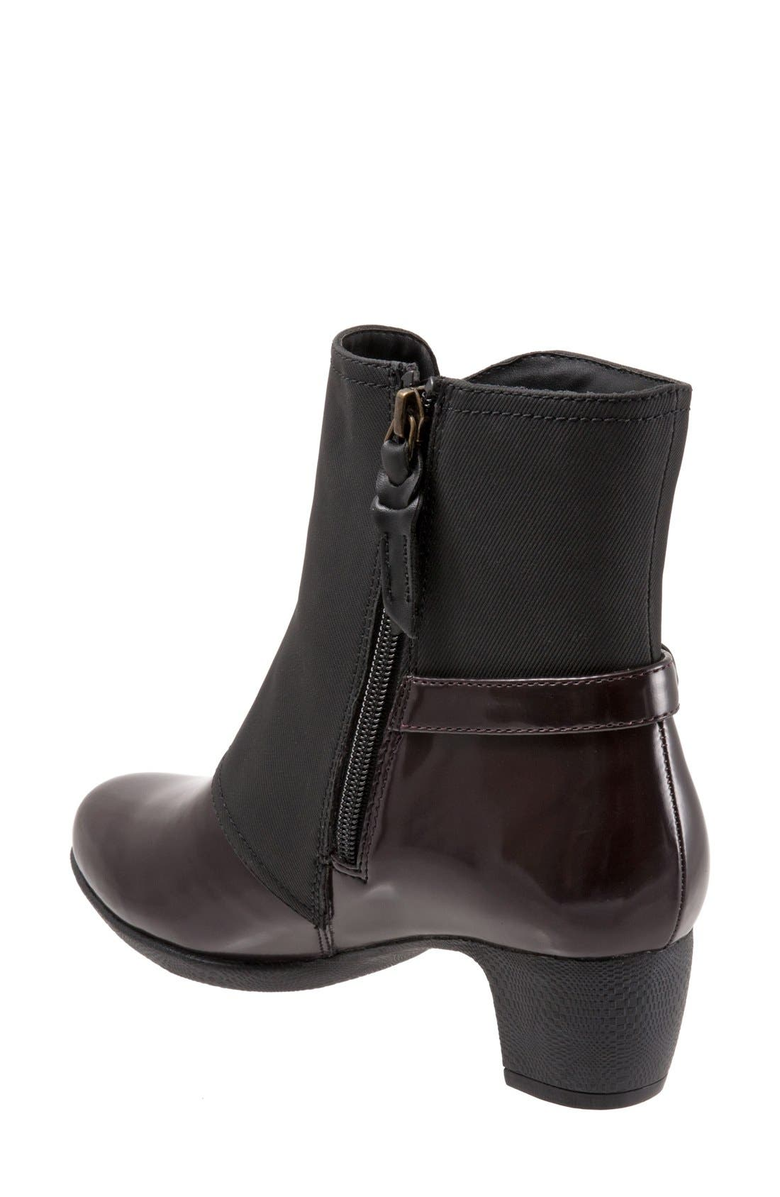 Alternate Image 5  - SoftWalk® 'Puddles' Waterproof Bootie (Women)