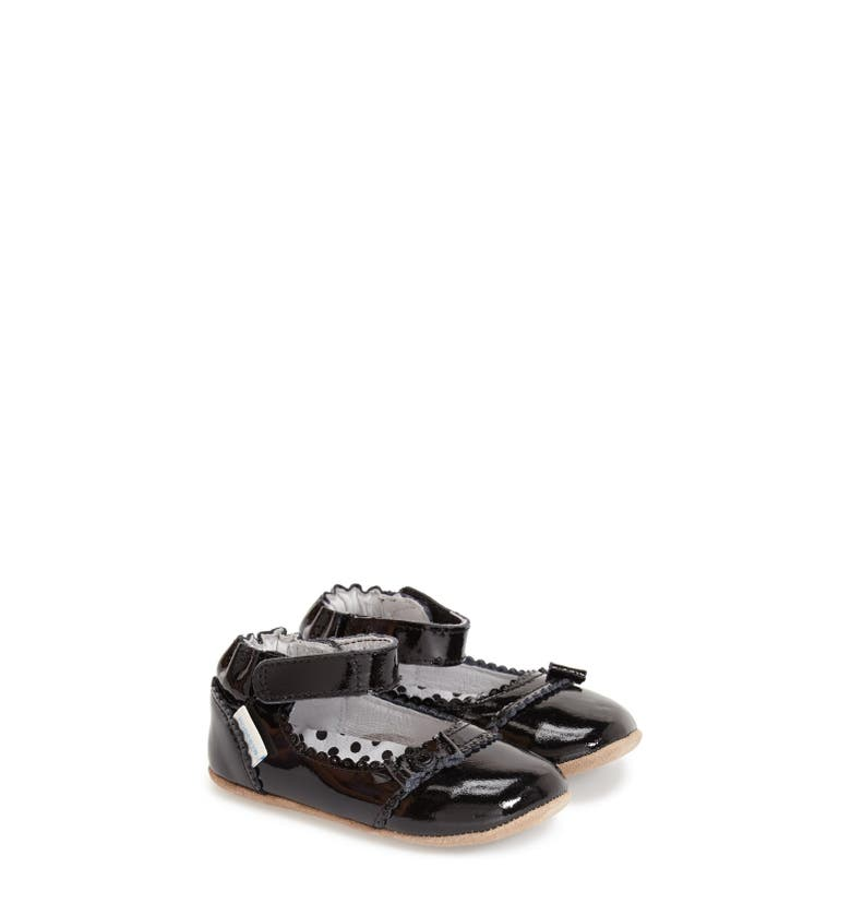 Robeez. For dress-up or everyday wear, cute baby feet were meant for equally adorable baby shoes from Robeez. A dashing little ring bearer will look handsome headed down the aisle in .