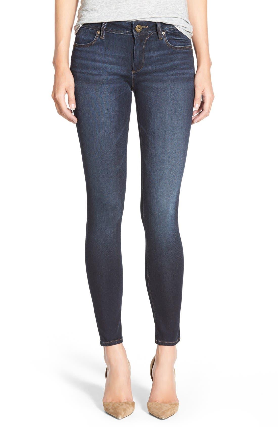 Alternate Image 1 Selected - DL1961 'Emma' Power Legging Jeans (Walton)