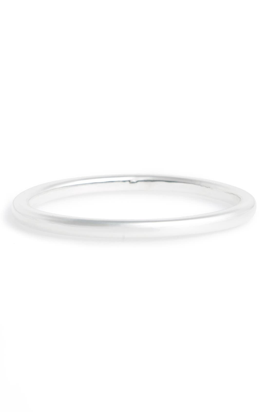 Simon Sebbag Sterling Silver Bangle