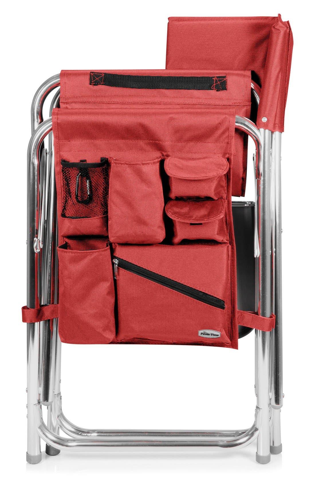 Alternate Image 4  - Picnic Time 'Sports' Folding Chair