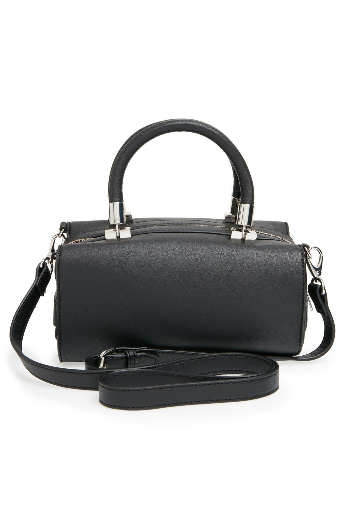 Alternate Image 3  - Danielle Nicole 'Whitney' Faux Leather Crossbody Bag
