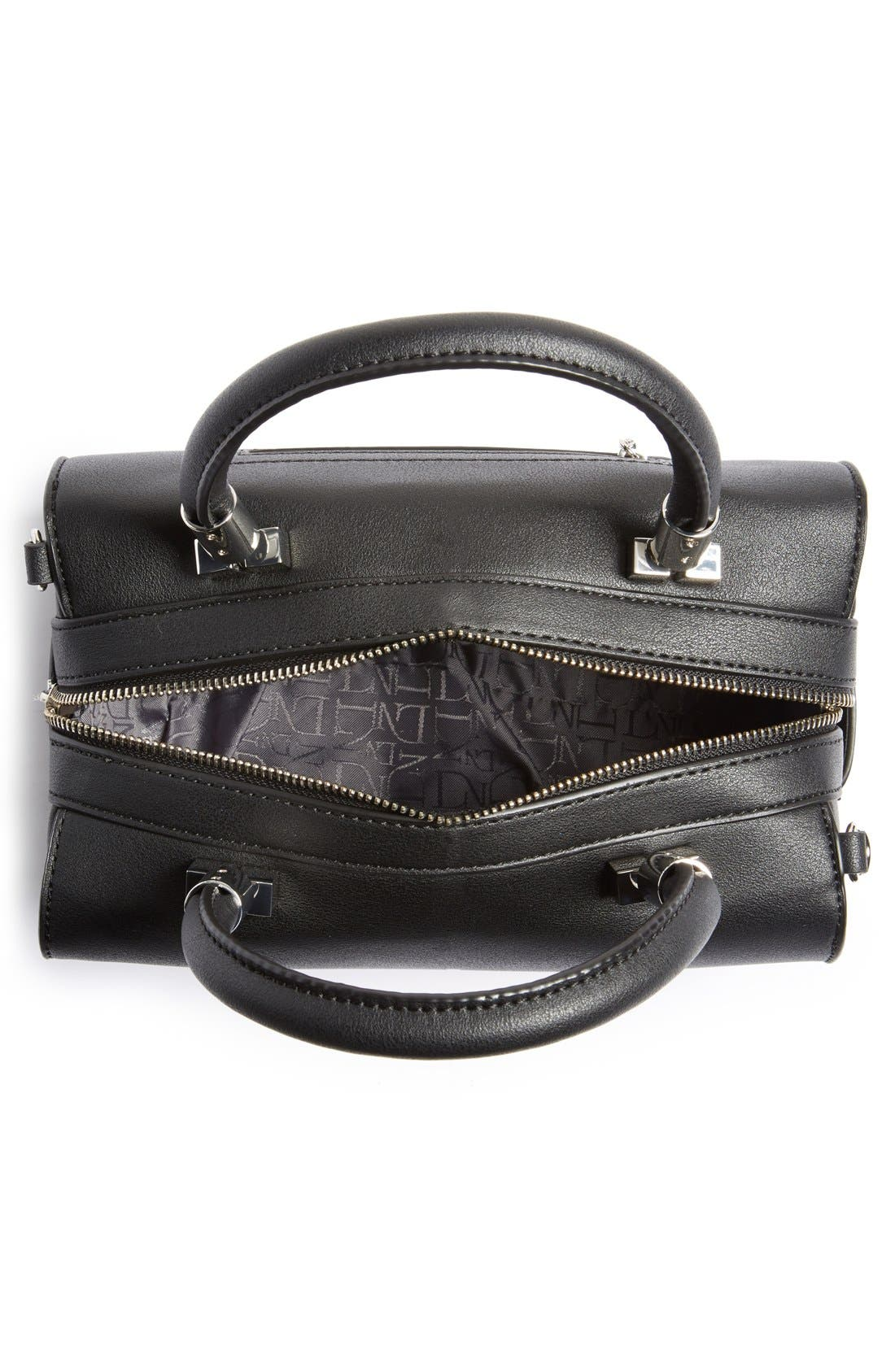 Alternate Image 5  - Danielle Nicole 'Whitney' Faux Leather Crossbody Bag