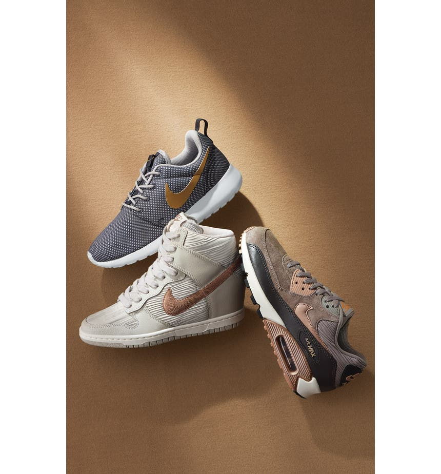 info for abe99 c28d0 ... Nike Dunk Sky Hi Wedge Sneaker (Women) Nordstrom ...
