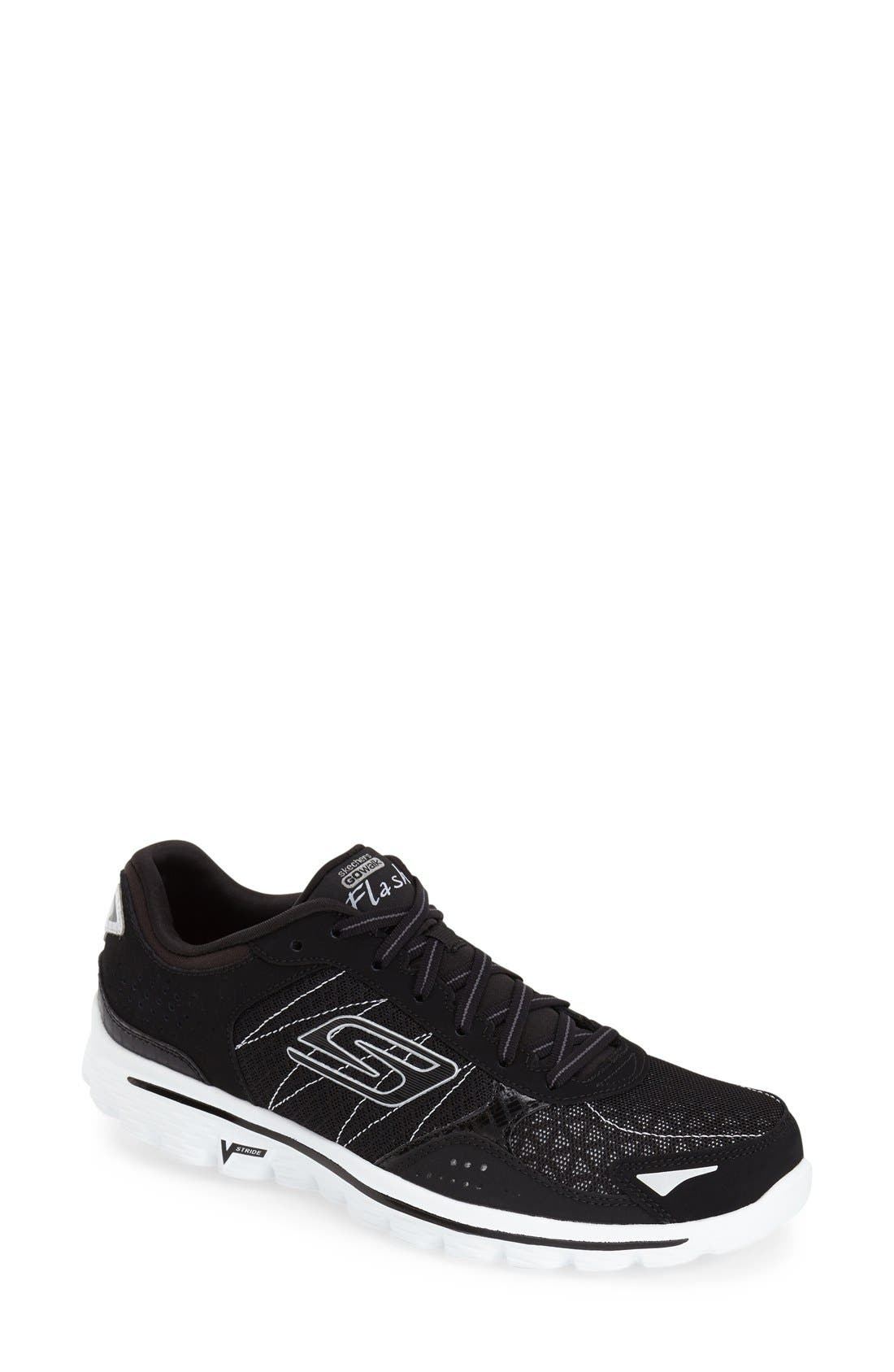 Main Image - SKECHERS 'GOwalk 2 - Flash' Sneaker (Women)
