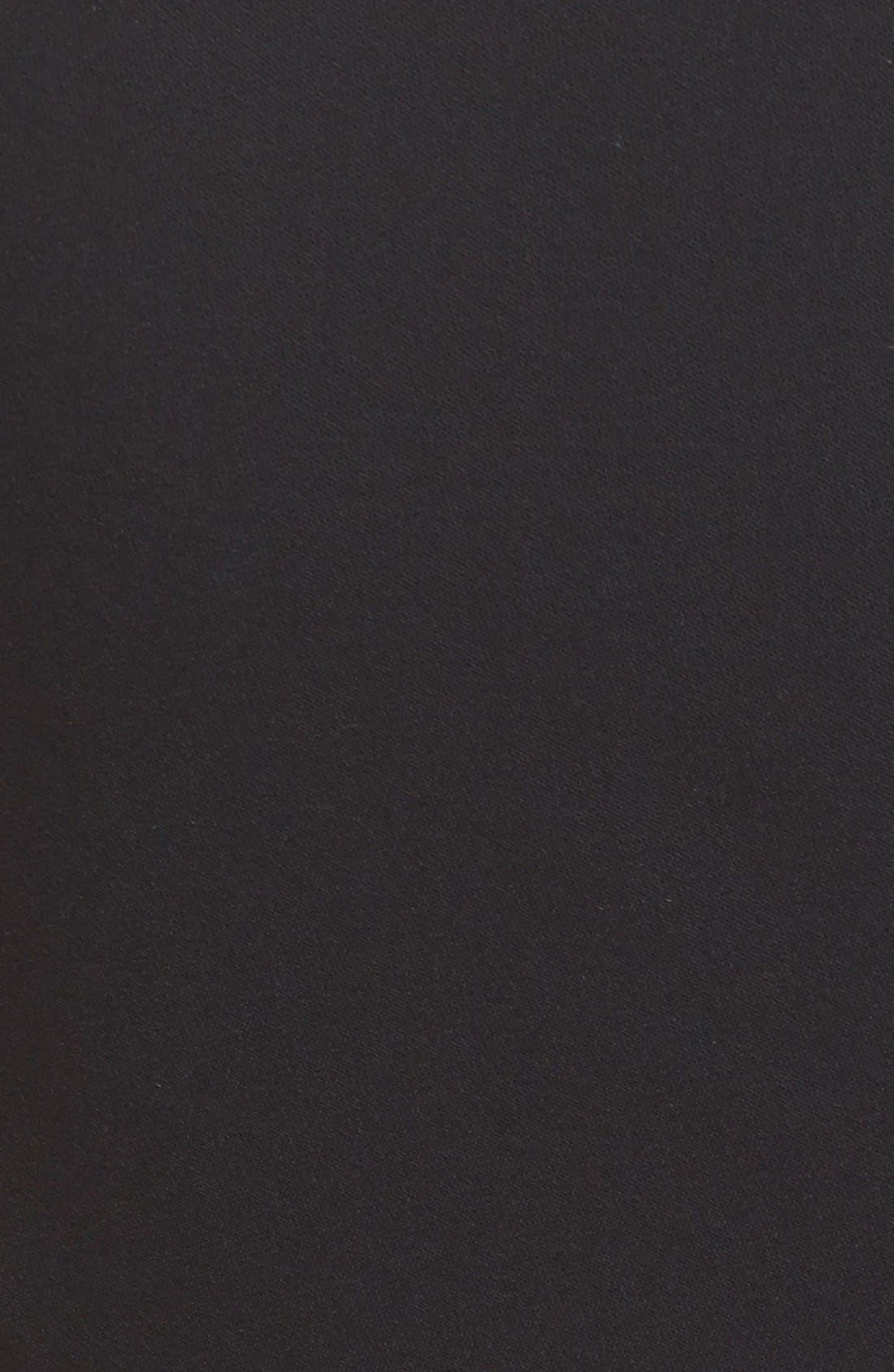 Alternate Image 3  - Armani Collezioni Featherweight Wool Dress
