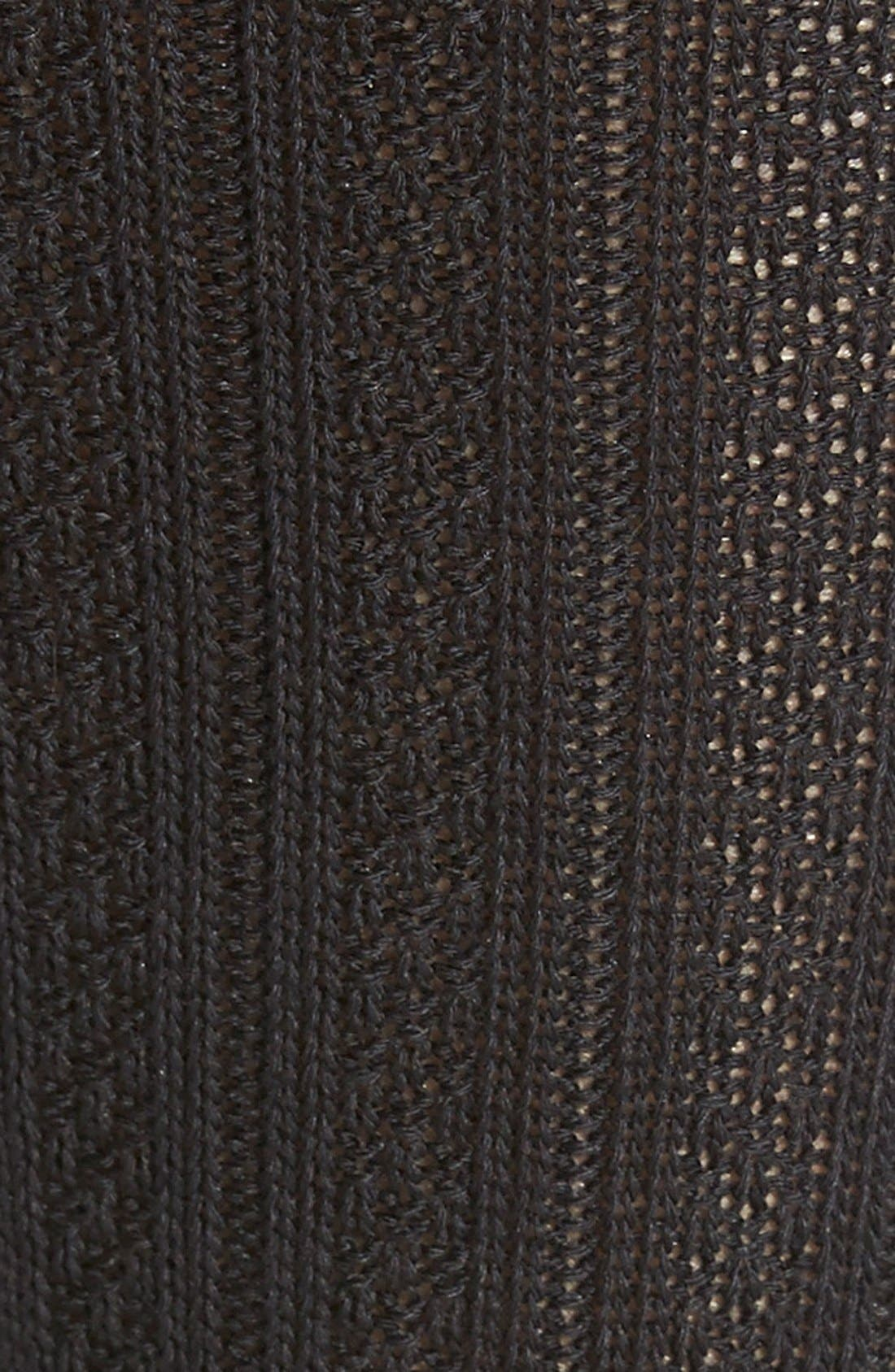 Alternate Image 2  - Calvin Klein 'Holiday Sparkle' Knee High Socks