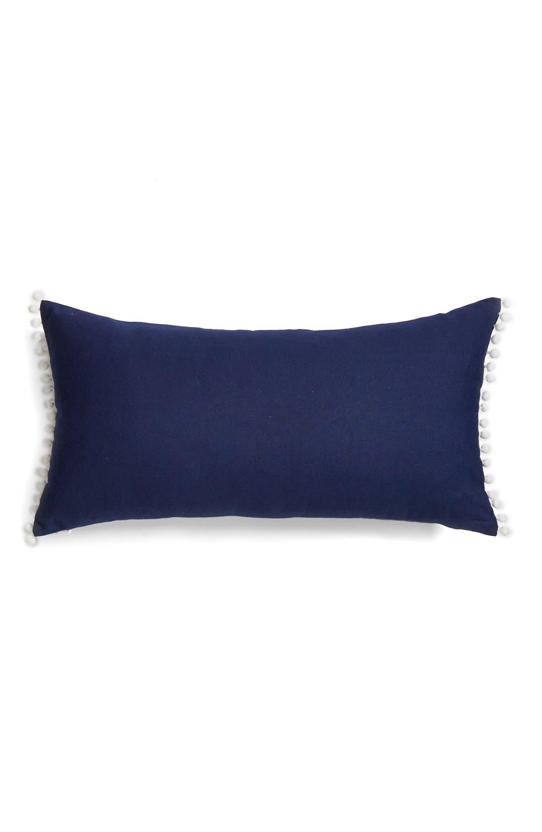 Alternate Image 2  - Levtex 'Inspire' Pom Pom Pillow