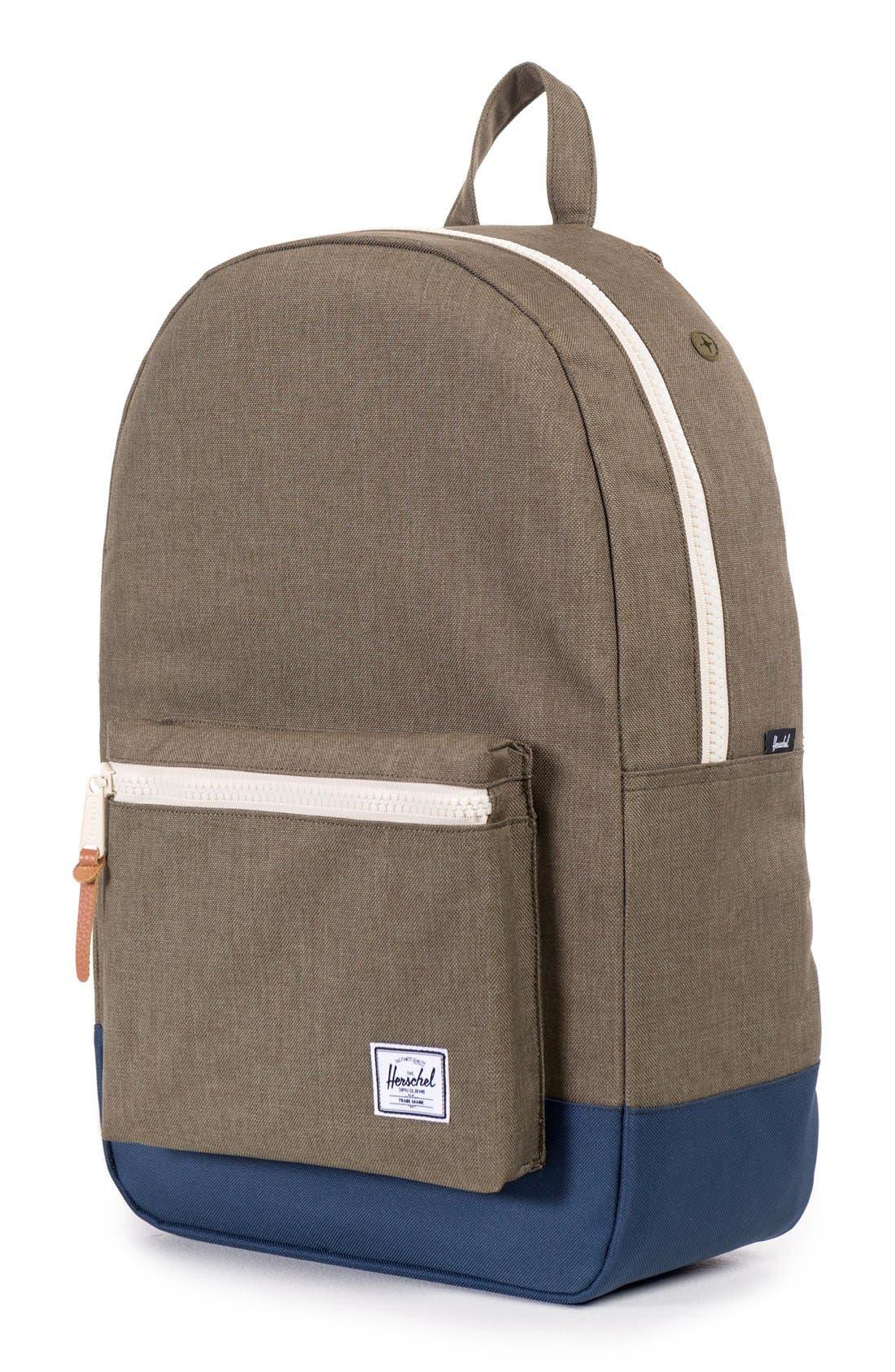 Alternate Image 4  - Herschel Supply Co. 'Settlement' Backpack