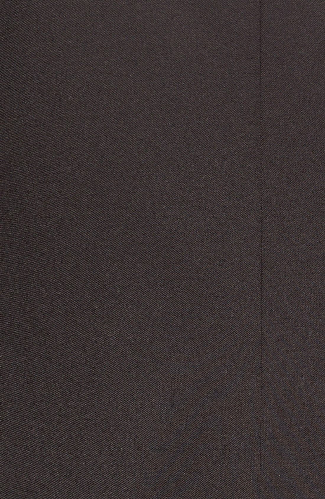 Alternate Image 7  - BOSS Trim Fit Wool Tuxedo