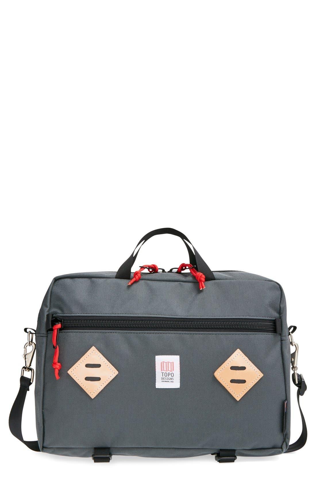 Alternate Image 1 Selected - Topo Designs 'Mountain' Briefcase